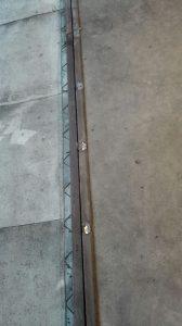 juntas de hormigón metalicas