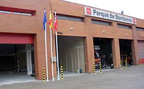 parque de bomberos comunidad de madrid